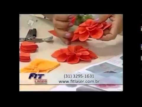 Passo a passo de: Fuxico, flores, moranguinhos, flor do fuxico e pétala boleada