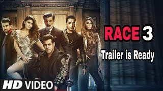 Race 3 Official Trailer | Ready For Release | Salman Khan, Jacqueline Fernandez, Bobby Deol