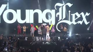 getlinkyoutube.com-Young Lex Ft.Skinnyindonesian24 (Live Perform) at ViralFestAsia 2016 - Forever Young Special Edition