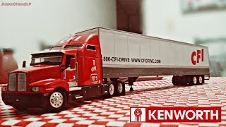 getlinkyoutube.com-My KENWORTH T600 CFI de TONKIN REPLICAS