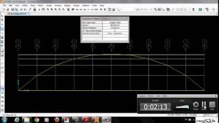 getlinkyoutube.com-modelamiento de cercha con sap2000