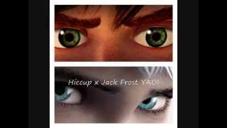 getlinkyoutube.com-Jack Frost x Hiccup YAOI   -Scream by Usher-