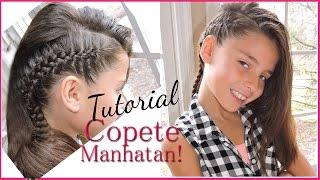 getlinkyoutube.com-#tutorial: Peinado Facil - Copete Manhatan  | 2Superdivas