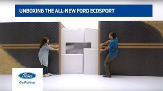 Unboxing the All-New Ford EcoSport