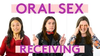 getlinkyoutube.com-Women's Thoughts During Oral Sex   Receiving