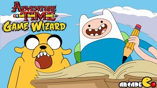 getlinkyoutube.com-Adventure Time Game Wizard (By Cartoon Network) - iOS / Android - Gameplay Walkthrough