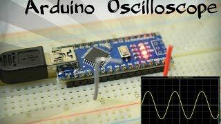 DIY Arduino Oscilloscope for 5$