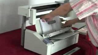 getlinkyoutube.com-Desktop Perfect Binding Machine 30A.wmv