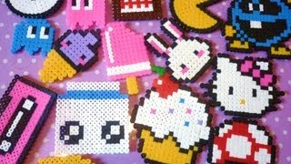 getlinkyoutube.com-Pyssla - hama beads