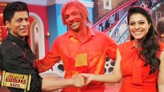 Comedy Nights With Kapil | Dilwale Special | 20th December 2015 Episode