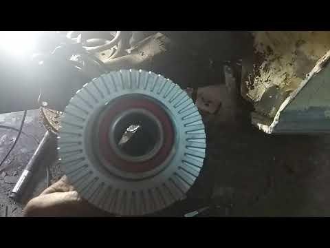 Расположение у Alfa Romeo 147 переднего ступичного подшипника