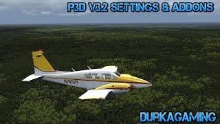 getlinkyoutube.com-Prepar3D v3.2 Settings & Addons Guide