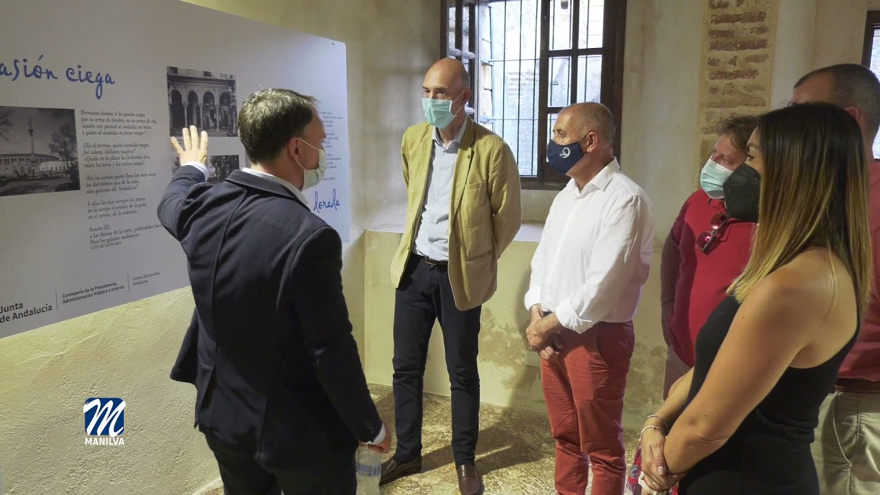 Ayer se inauguró «Paseo Poético por Andalucía. Imagen y verso»