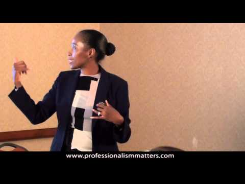 Leadership Training - Team Motivation (Corporate Trainer Dana Brownlee)