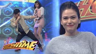 It's Showtime: Carlo and Bela dance to