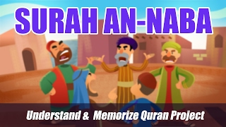 Surah An-Naba   English   Understand & Memorize Quran Project   illustrated