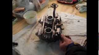 getlinkyoutube.com-Ski-Doo MXZ 600 HO Adrenaline Carb Removal and Cleaning Part 2 of 2