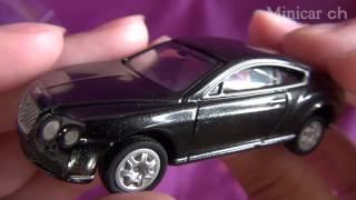 getlinkyoutube.com-トミカリミテッド 0144 ベントレー コンチネンタル GT