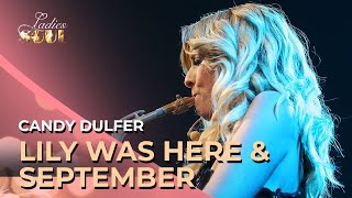 Ladies of Soul 2014 | Lily Was Here - September - Candy Dulfer