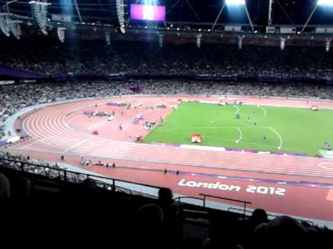 Alan Oliveira - Classificatória 200m T44 Londres 2012