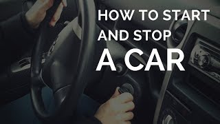Learning To Drive : How To Start And Stop Smoothly