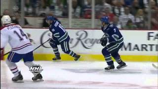 getlinkyoutube.com-NHL Hip Checks 2013-2014