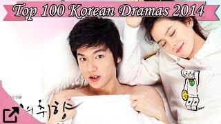 getlinkyoutube.com-Top 100 Korean Dramas 2014 (All The Time)
