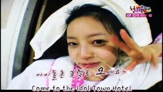getlinkyoutube.com-Invincible Youth | 청춘불패 - Ep.17 : Lunar New Year's Special! G7 sleepover night