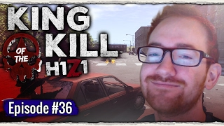 IT WAS AN ACCIDENT | H1Z1 King of the Kill #36