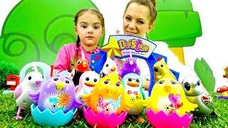 getlinkyoutube.com-Видео с игрушками. Идём в Зоомагазин Гулливер! Интерактивные игрушки - Поющие птички Digibirds