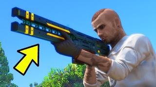 getlinkyoutube.com-HOW TO GET THE RAILGUN IN GTA 5 ONLINE! (GTA 5 Glitches & Tricks)