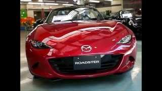 getlinkyoutube.com-ND新型マツダ ロードスター S レザーパッケージ 6EC-AT(ND New MAZDA ROADSTER S Leather Package 6EC-AT)2015展示車撮影!