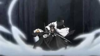 bleach AMV- ichigo vs renji, kenpachi & byakuya