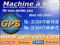 Bti de scie  grume 1200 E.GILLET sens horaire - type M1228