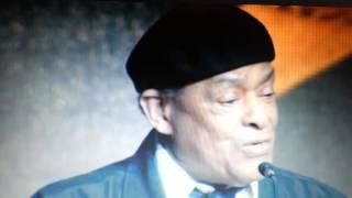getlinkyoutube.com-George Duke Memorial Service: Al Jarreau, Aug. 19th, 2013, Los Angeles