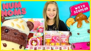 getlinkyoutube.com-NUM NOMS GO-GO CAFE NEW TOYS by LALALOOPSY! MYSTERY CUP SURPRISE BOXES ICE CREAM TOY REVIEW FUN