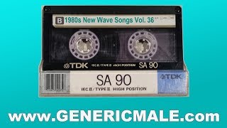 80s New Wave / Alternative Songs Mixtape Volume 36 width=