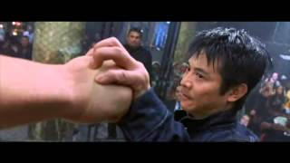 getlinkyoutube.com-Jet li vs boxeadores