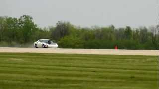 Geezer Express Brian Driving @ Ohio Standing Mile 4/28-4/29/12 Super Street Class 213 MPH