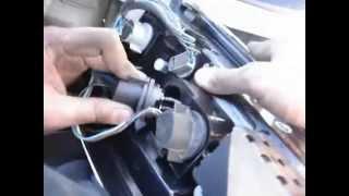 getlinkyoutube.com-Spyder - LED Tail Lights - Chevy Silverado 04-06 Installation Video