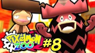getlinkyoutube.com-Pixelmon ZOO Fire & Ice - LUDICOLO'S SMOOTHIE SHOP! (Minecraft Pixelmon 5.0 Roleplay) #8