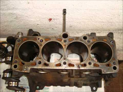 Retífica motor AP