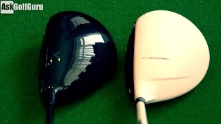 getlinkyoutube.com-Callaway Mini 1.5 TaylorMade Burner Mini Driver
