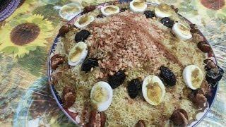 getlinkyoutube.com-الاكلة الشهيرة المغربية السفة المدفونة  بالدجاج طريقة مبسطة وناجحة شهيوات مغربية