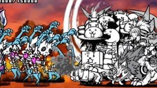 getlinkyoutube.com-Battle Cats Zombie Awakens