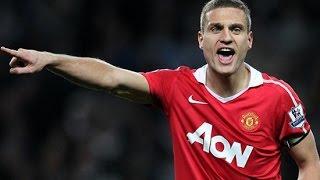 getlinkyoutube.com-Nemanja Vidic's 21 Goals For Manchester United