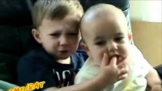 getlinkyoutube.com-رووووعة *** اجمل 10 مقاطع اطفال مضحكة ***