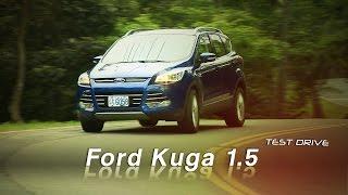 getlinkyoutube.com-Ford Kuga 1.5 EcoBoost 換顆節能心臟 試駕