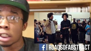 getlinkyoutube.com-Les Twins Dance Battle Circle - pt 2 | World Of Dance New York 2011 | Sharp Edge Events REACTION!