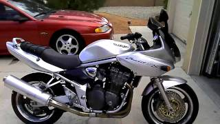 getlinkyoutube.com-bandit gsf 1200 walkaround